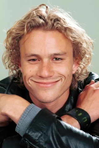 Heath Ledger height and weight