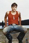 Ashton Kutcher height and weight