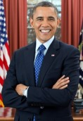 Barack Obama height and weight