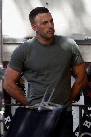 Ben Affleck Height - Weight