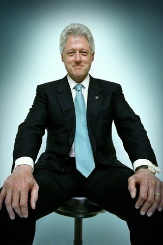 Bill Clinton Height – Weight