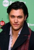Blair Redford height and weight