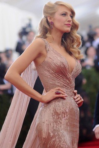 Blake Lively height and weight