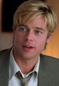 Brad Pitt height and weight