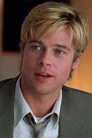 Brad Pitt Height Weight