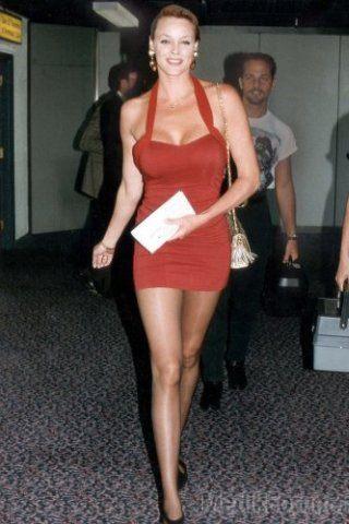 Brigitte Nielsen height and weight