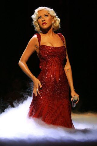 Christina Aguilera Body Stats