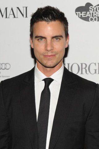 Colin Egglesfield Height - Weight