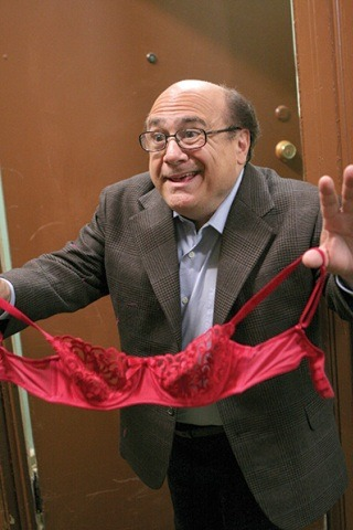 Danny DeVito Height - Weight