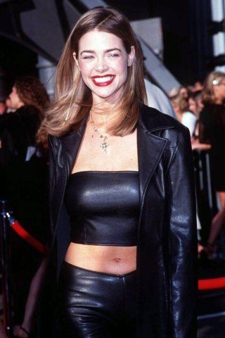 Denise Richards Height - Weight