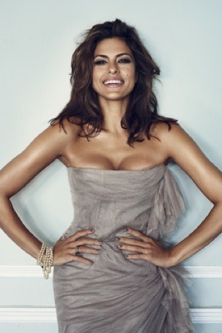 Eva Mendes Height – Weight