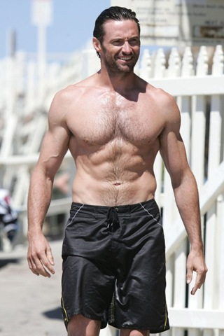 Hugh Jackman Height, Weight