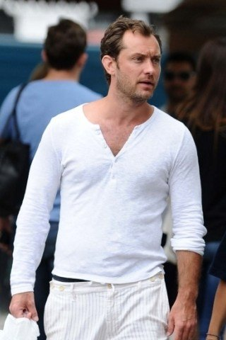 Jude Law Height – Weight
