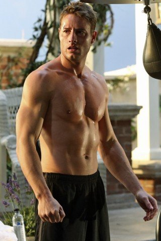 Justin Hartley Height – Weight