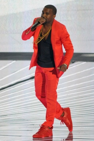 Kanye West Height – Weight