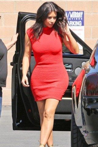 Kim Kardashian Height, Weight