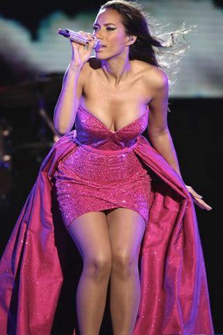 Leona Lewis Height, Weight