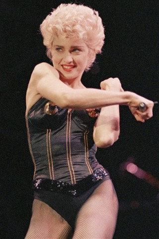 Discover Madonna Height
