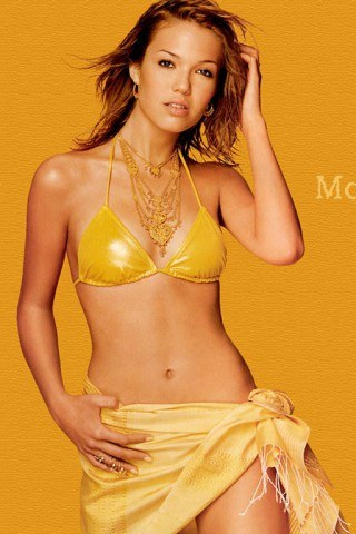 Mandy Moore height and weight