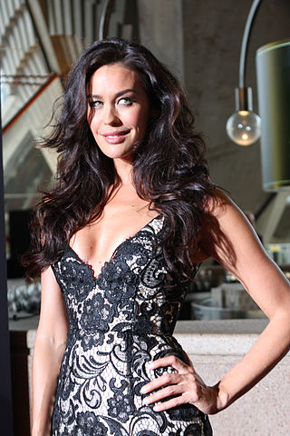 Megan Gale Height, Weight