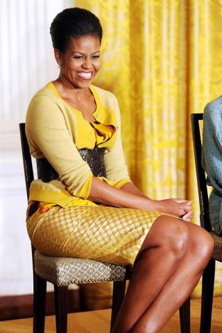 Michelle Obama Height, Weight