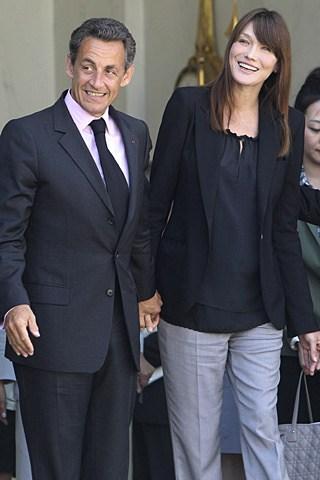 Nicolas Sarkozy height and weight