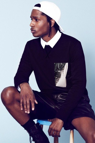 ASAP Rocky Height – Weight
