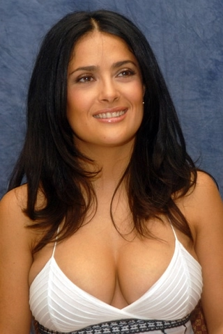 Salma Hayek Height, Weight