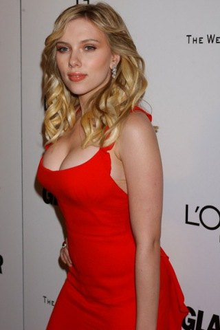 Scarlett Johansson Height – Weight