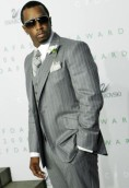 Puff Daddy height and weight