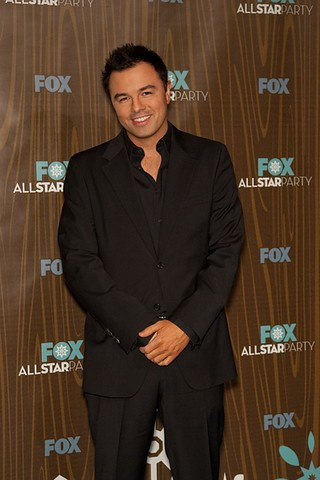 Seth MacFarlane height and weight