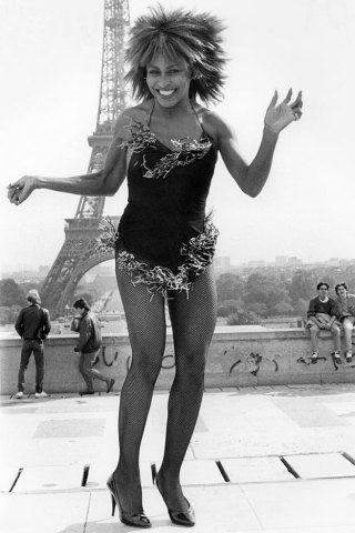 Tina Turner Height – Weight