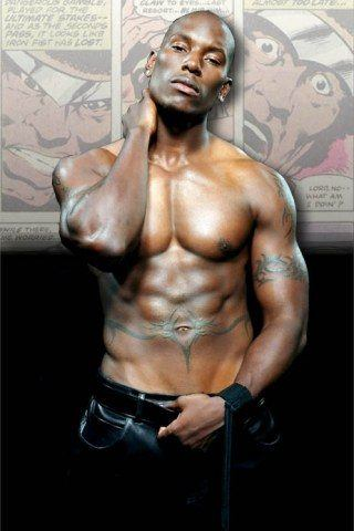 Tyrese Gibson Height, Weight