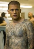 Wentworth Miller height and weight
