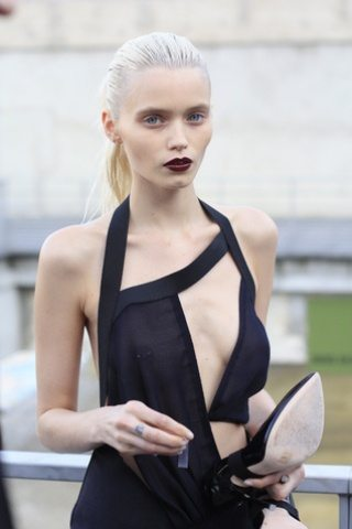 Abbey Lee Kershaw height and weight