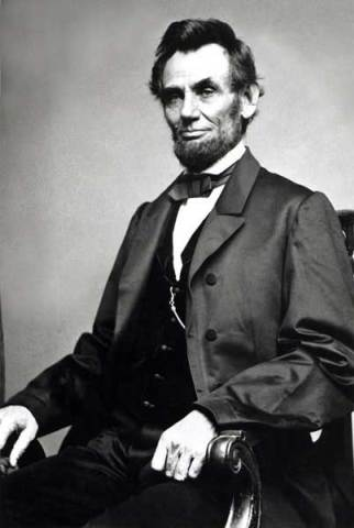 Abraham Lincoln height and weight