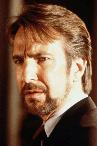 Alan Rickman Height, Weight