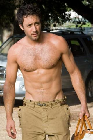 Alex O'Loughlin height and weight