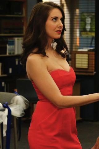 Alison Brie Height, Weight