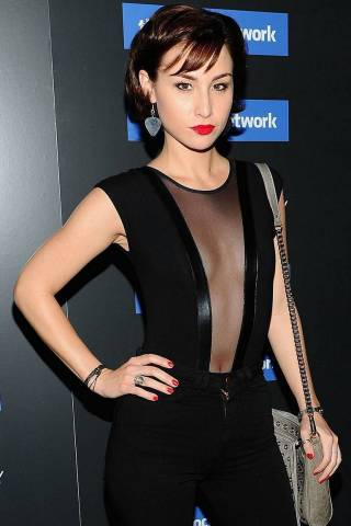 Allison Scagliotti Height – Weight