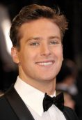 Armie Hammer height and weight