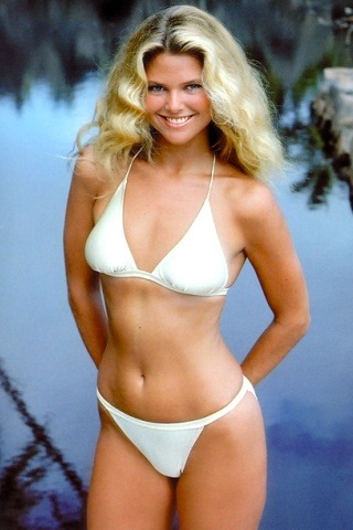 Christie Brinkley height and weight
