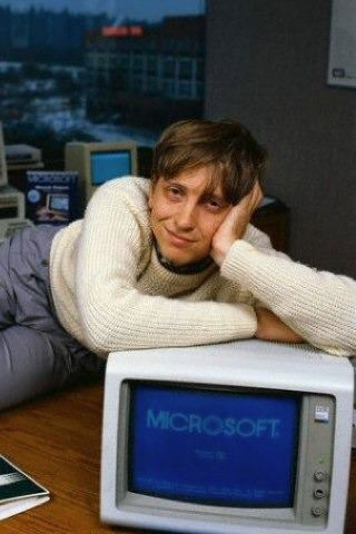 Bill Gates Height, Weight
