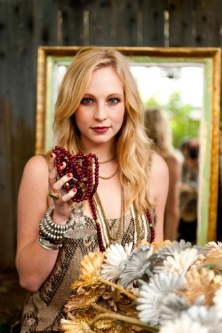 Candice Accola Height - Weight