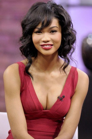 Chanel Iman height and weight