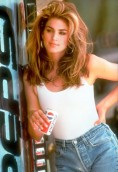 Cindy Crawford height and weight