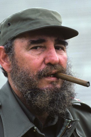 Fidel Castro Height – Weight