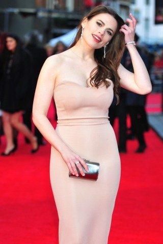 Hayley Atwell Height – Weight