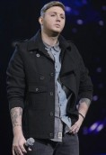 James Arthur height and weight