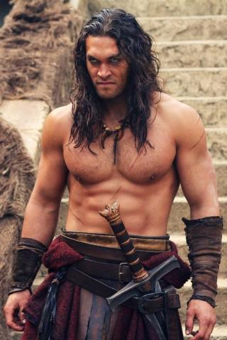 Jason Momoa height and weight